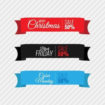 Feliz natal, sexta-feira preta e fita ciborgética de segunda-feira
