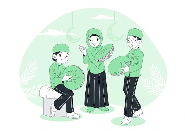 Feliz ramadan kareem
