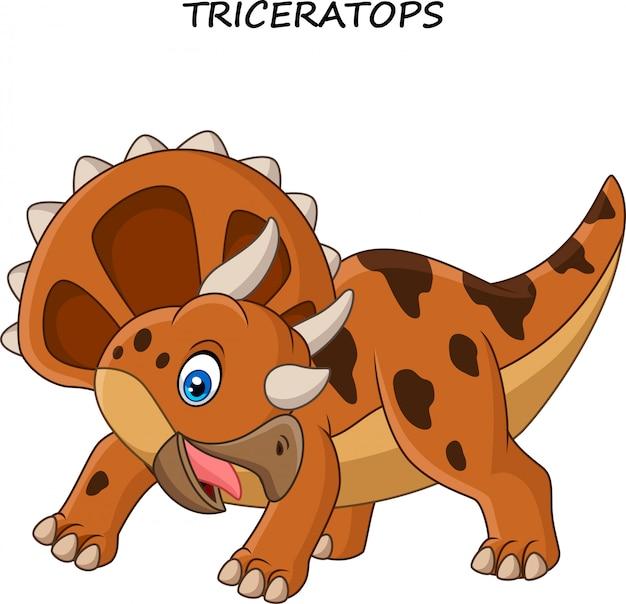 Feliz triceratops