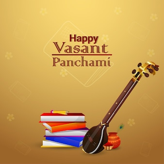 Feliz vasant panchami
