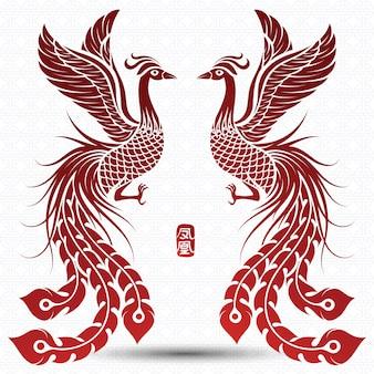 Fênix chinesa