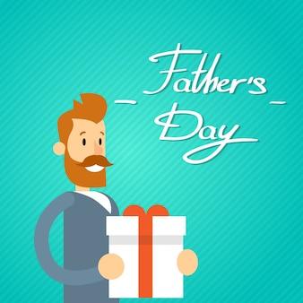 Feriado feliz do dia do pai