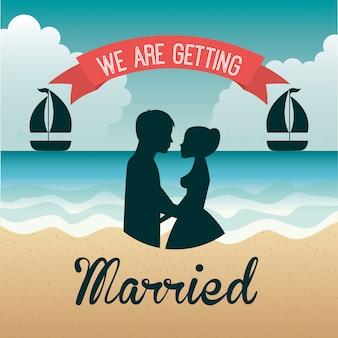 Férias de casamento