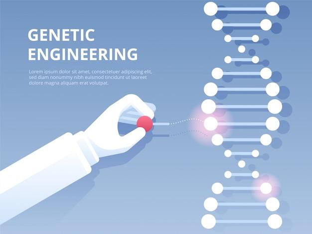 Ferramenta de edição de genes crispr cas9