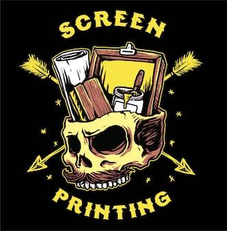 Ferramentas de impressão de tela