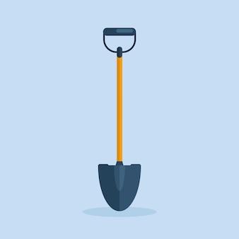 Ferramentas de jardim, elemento de escavação, equipamento para fazenda