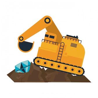 Ferramentas e elementos de mineração