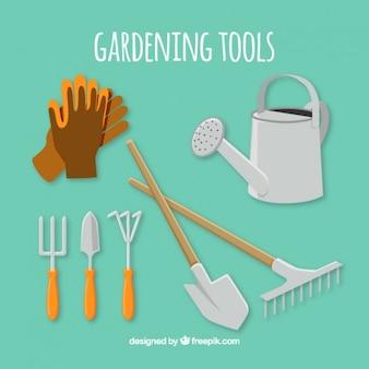 Ferramentas essenciais para jardinagem