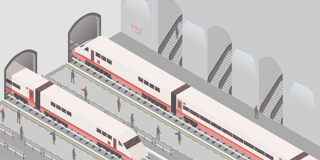Ferrovia subterrânea
