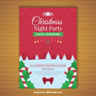 Festa da noite de natal