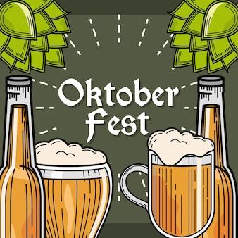 Festa das cervejas da oktoberfest