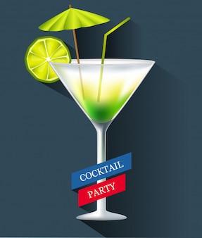 Festa de cocktail