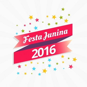 Festa junina 2016 celebração