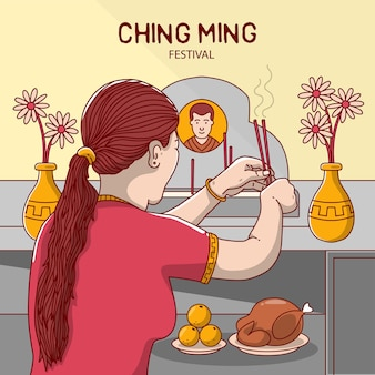 Festival ching ming