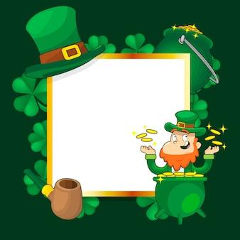 Festival de comemoração do dia de são patrício irlanda