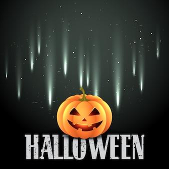 Festival de halloween saudação design ilustração