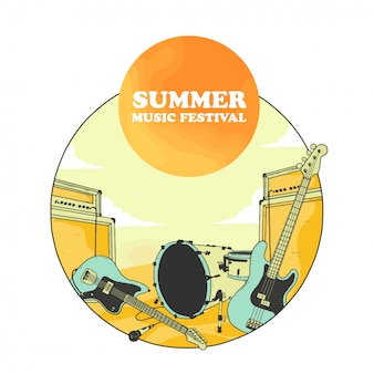 Festival de música de verão