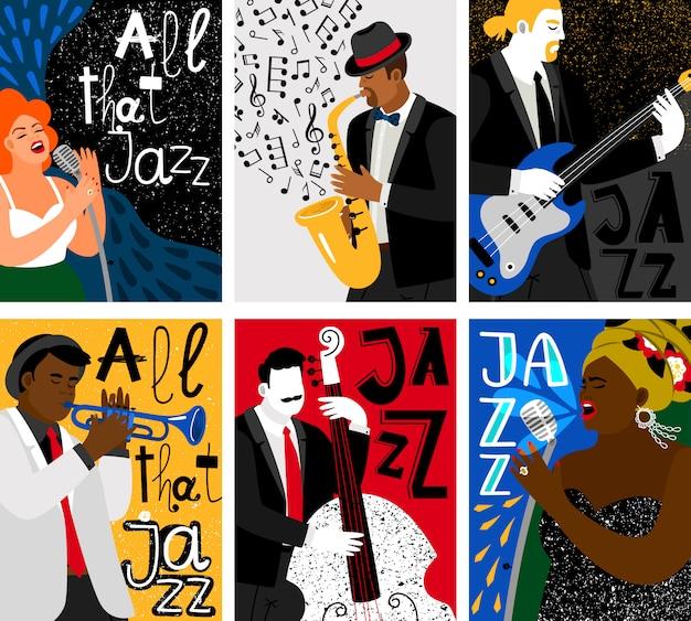 Festival de música jazz s