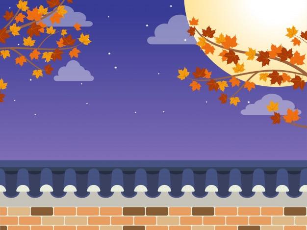 Festival do meio outono (chuseok)