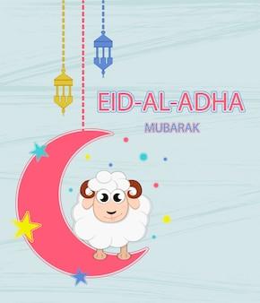 Festival do sacrifício eid-ul-adha