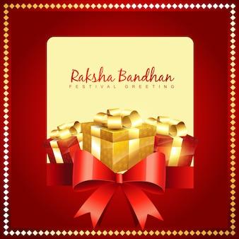 Festival hindu vetorial de rakshabandhan