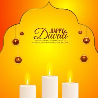 Festival indiano feliz diwali