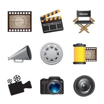 Filme de ícones