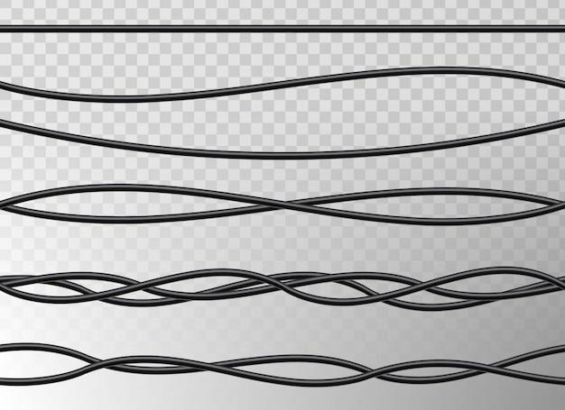 Fios elétricos flexíveis