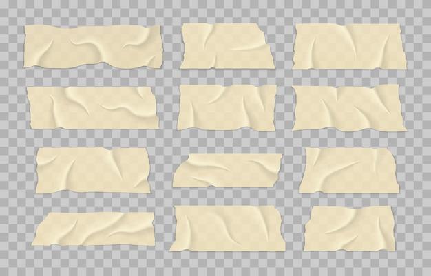 Fita adesiva com fita adesiva sombra