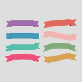 Fita colorida