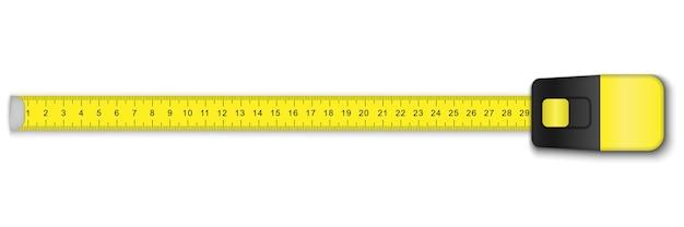 Fita métrica da régua para roleta de ferramentas