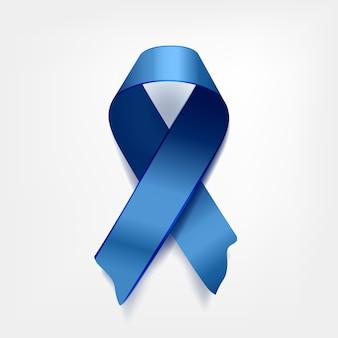 Fita simbólica do atlas azul. o problema da síndrome da fadiga crônica. o problema do tráfico de pessoas e a escravidão sexual. o problema da esclerose tuberosa