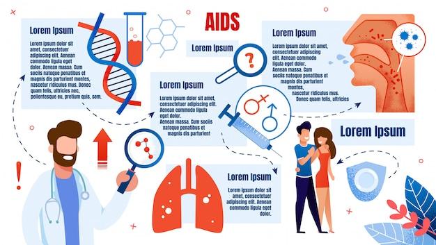 Flat medical research medical, é escrita aids.