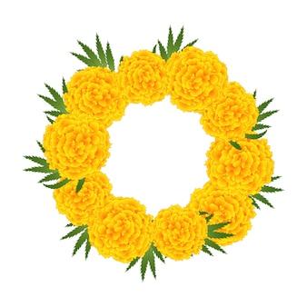 Flor de calêndula
