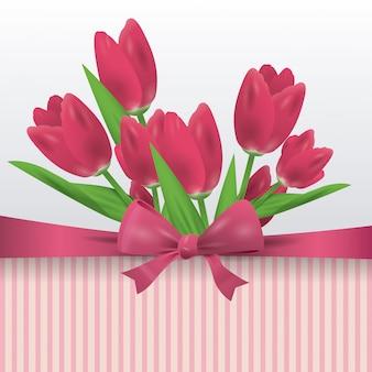 Flor de tulipa