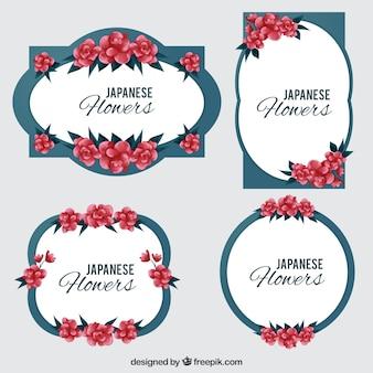 Floral japonês