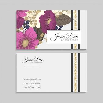 Flores de cartão-de-rosa