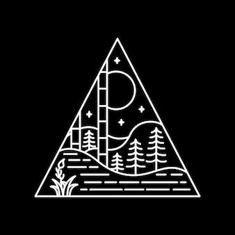 Floresta do triângulo