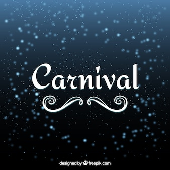 Fogos de artifício de carnaval