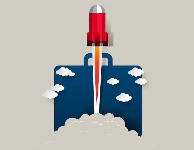 Foguete espacial