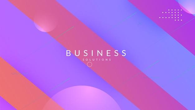 Folheto abstrato. fundo fluido. layout dinâmico de tecnologia. página de plástico. geometria do espectro. site futurista. página inicial legal. capa vibrante rosa. folheto abstrato violeta