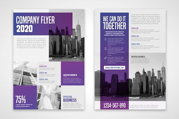 Folheto comercial, podemos fazê-lo juntos
