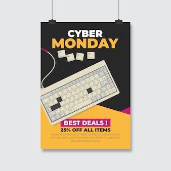 Folheto cyber monday