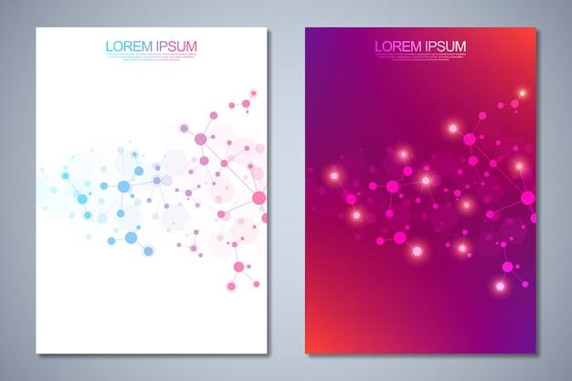 Folheto de modelos ou livro de capa