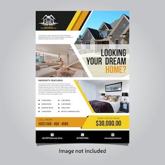 Folheto imobiliário