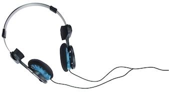 Fones de ouvido e cabos