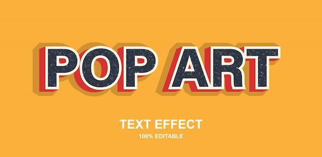Fonte em quadrinhos criativo. alfabeto em estilo de quadrinhos, arte pop.