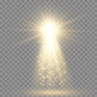 Fontes de luz, iluminação de concertos, holofotes