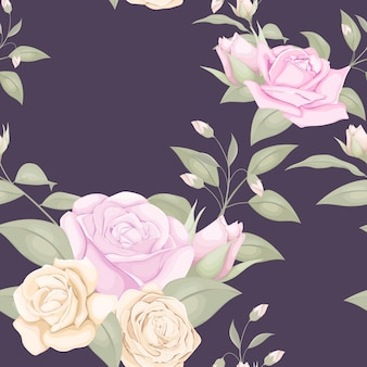 Foral seamless pattern