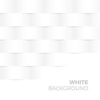 Forma abstrata branca e fundo texturizado